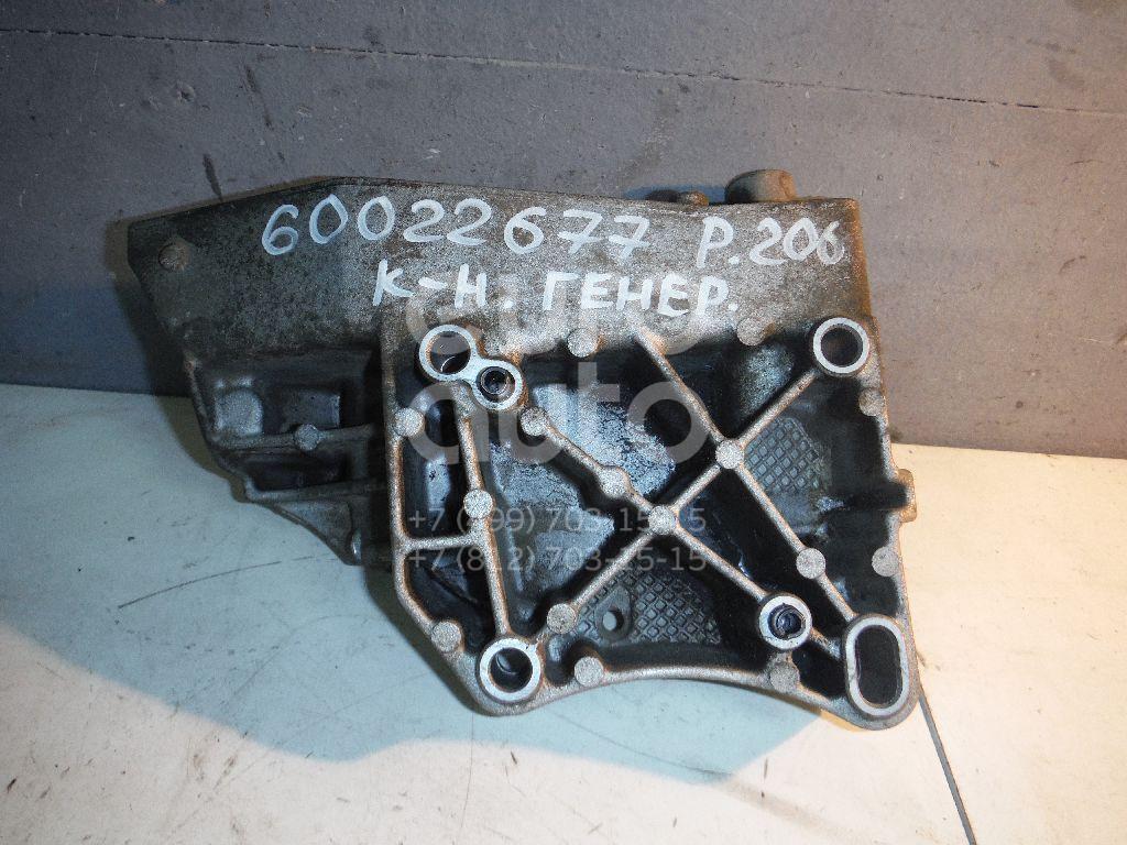 Кронштейн генератора для Peugeot 206 1998-2012 - Фото №1
