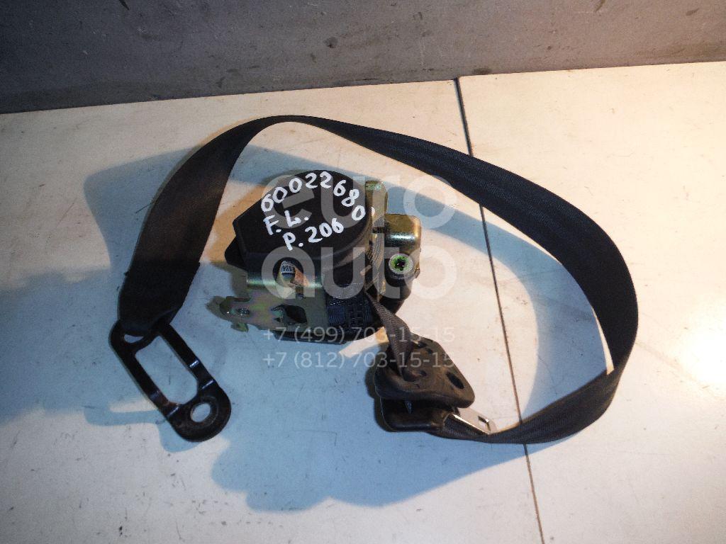 Ремень безопасности с пиропатроном для Peugeot 206 1998>;207 2006> - Фото №1