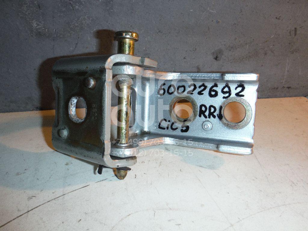 Петля двери задней правой нижняя для Citroen C5 2004-2008 - Фото №1