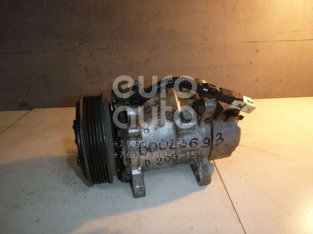 Компрессор системы кондиционирования для Peugeot 206 1998-2012 - Фото №1