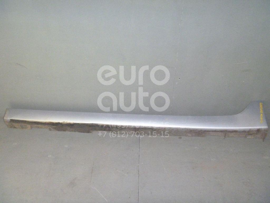Накладка на порог (наружная) для Mazda Mazda 6 (GH) 2007-2012 - Фото №1