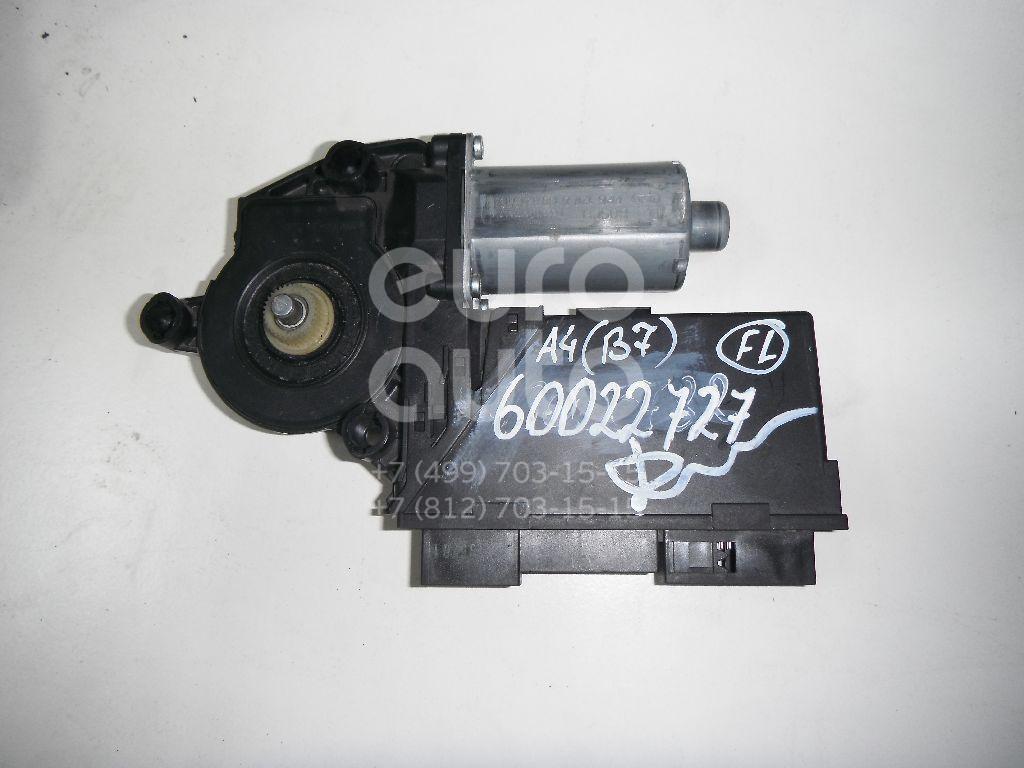 Моторчик стеклоподъемника для Audi A4 [B7] 2005-2007;A4 [B6] 2000-2004 - Фото №1