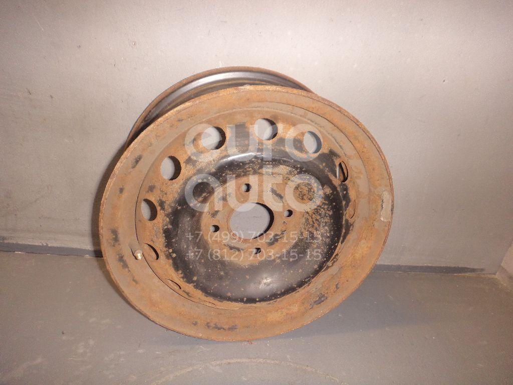 Диск колесный железо для Peugeot 206 1998> - Фото №1