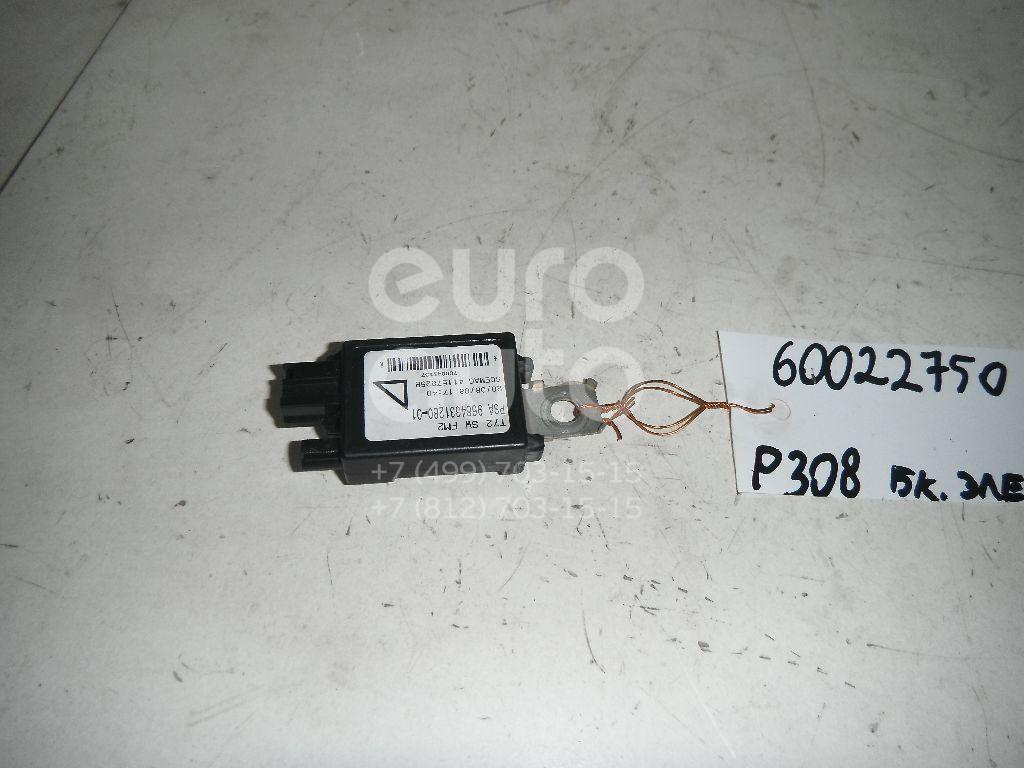 Блок электронный для Peugeot 308 I 2007-2015 - Фото №1
