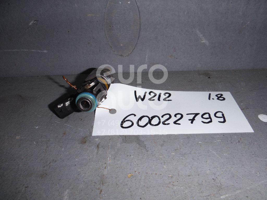 Форсунка инжекторная электрическая для Mercedes Benz W212 E-Klasse 2009-2016;W204 2007-2015;C207 E-Coupe 2009> - Фото №1