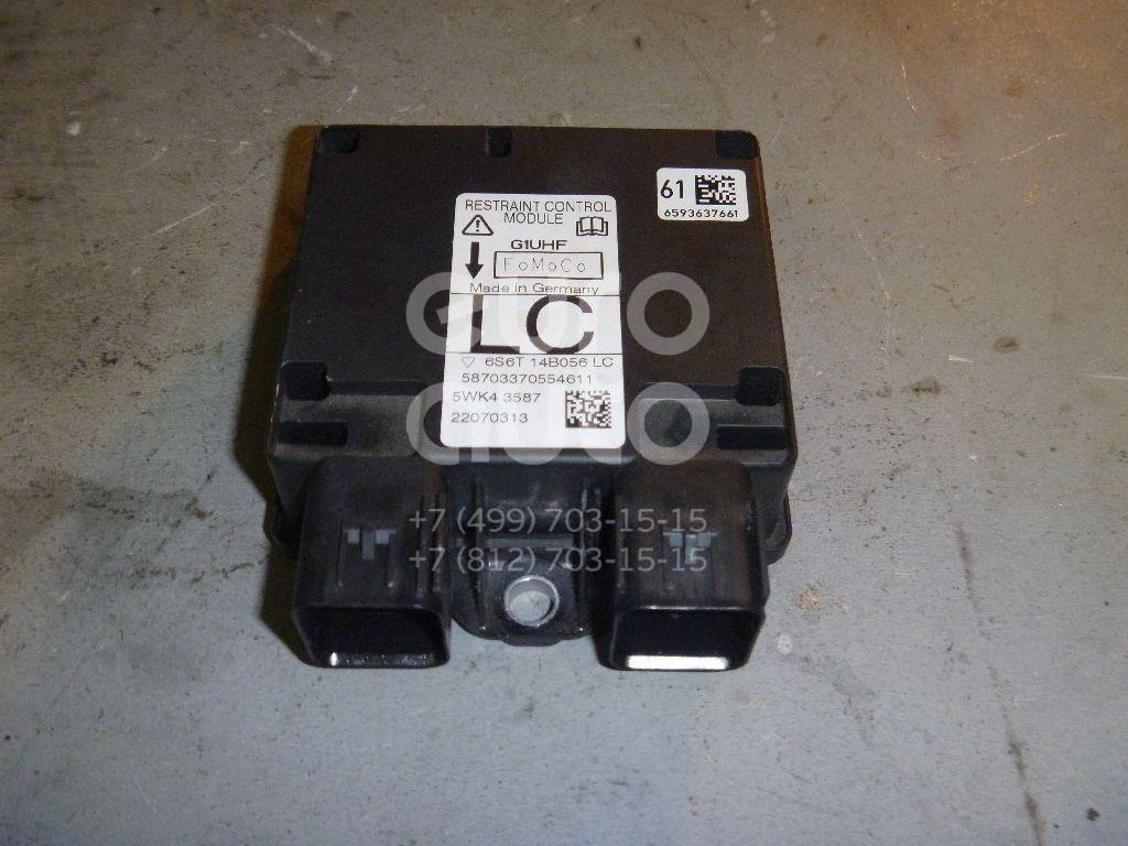 Блок управления AIR BAG для Ford Fiesta 2001-2008;Fusion 2002-2012 - Фото №1
