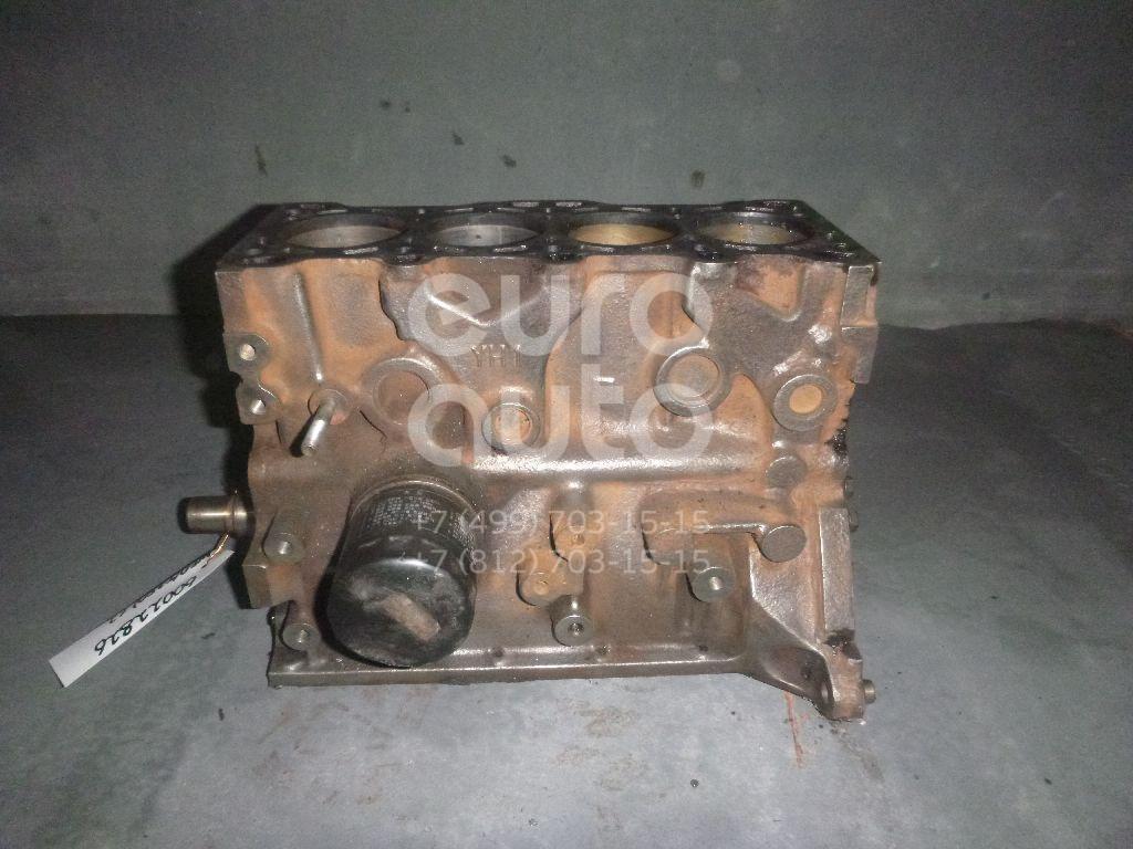 Блок двигателя для Chevrolet Aveo (T250) 2005-2011;Aveo (T200) 2003-2008 - Фото №1