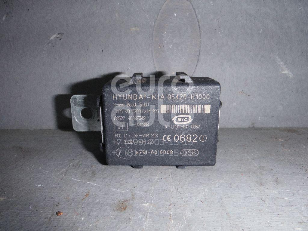 Иммобилайзер для Hyundai,Kia Tucson 2004-2010;Sportage 2004-2010;Carens 2002-2006 - Фото №1