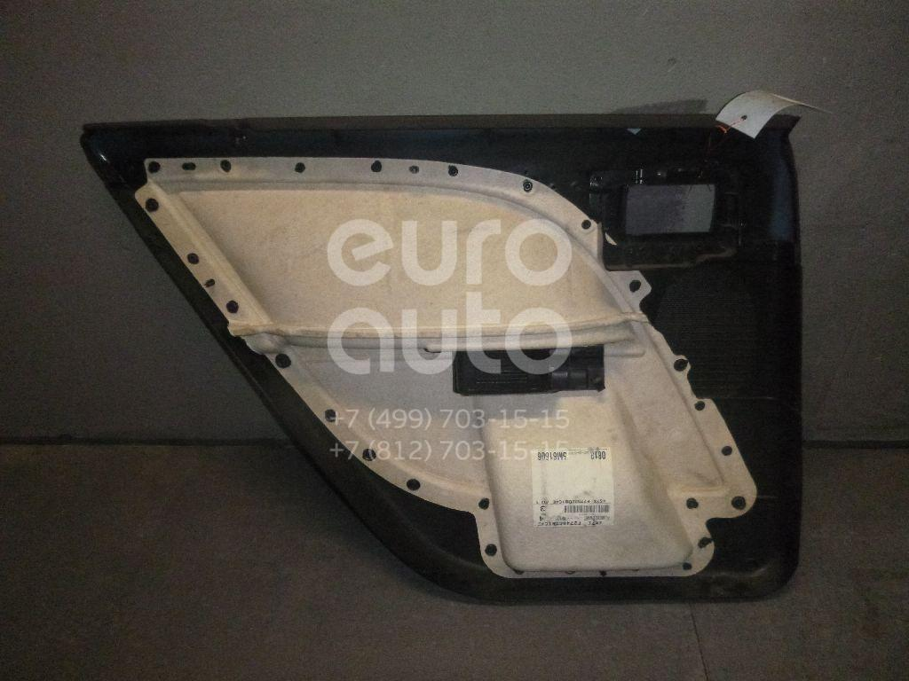 Обшивка двери задней правой для Ford Mondeo III 2000-2007 - Фото №1