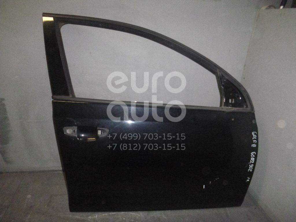 Дверь передняя правая для VW Golf VI 2009-2012 - Фото №1