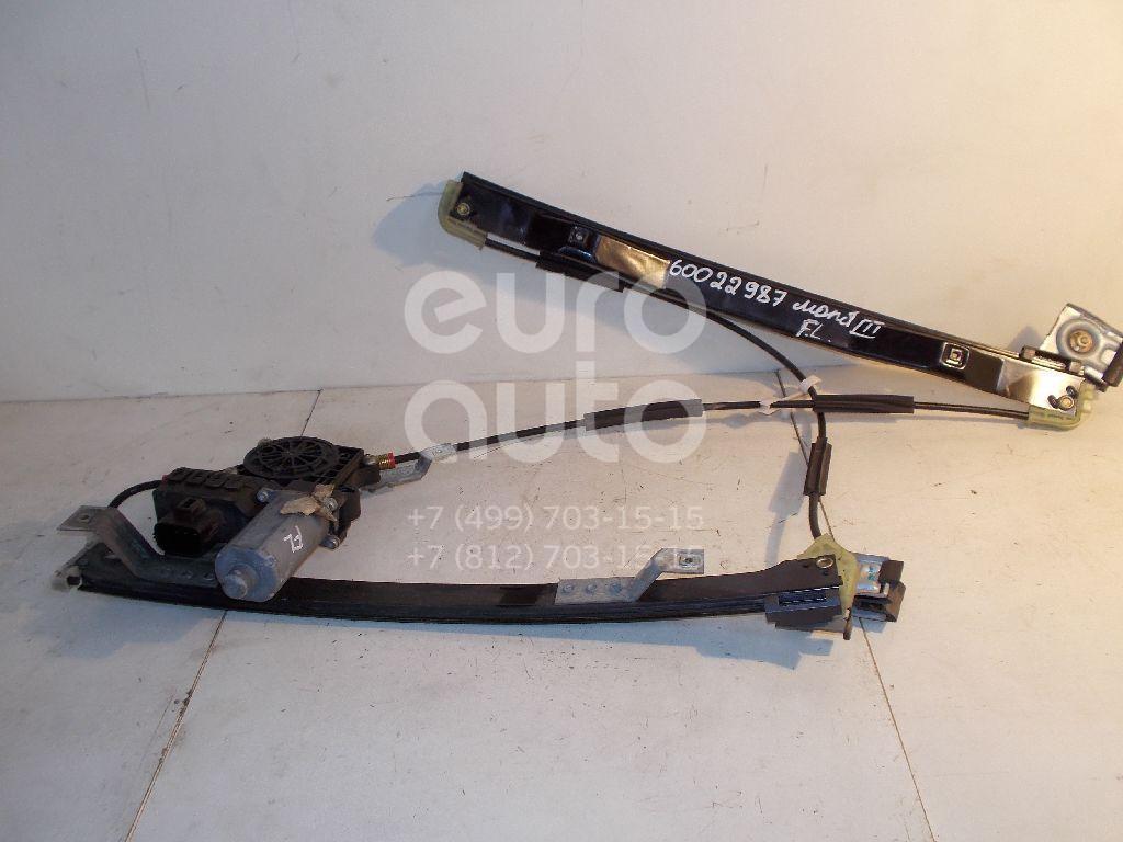 Стеклоподъемник электр. передний левый для Ford Mondeo III 2000-2007 - Фото №1