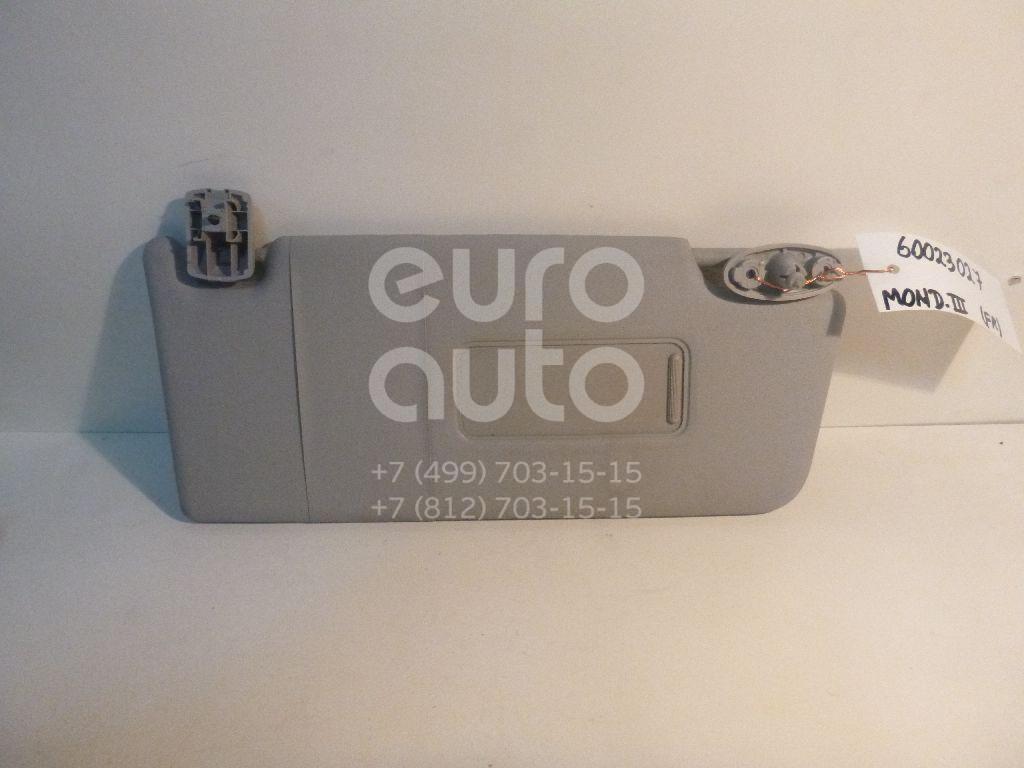 Козырек солнцезащитный (внутри) для Ford Mondeo III 2000-2007 - Фото №1