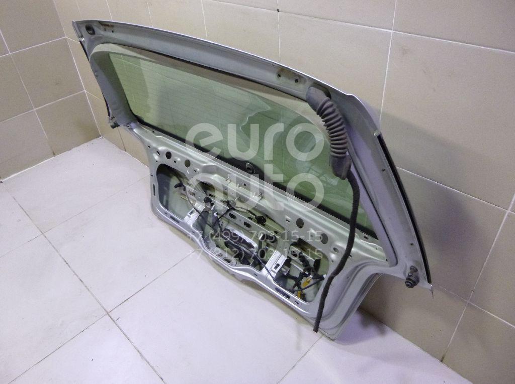 Дверь багажника со стеклом для VW Polo 2001-2009 - Фото №1