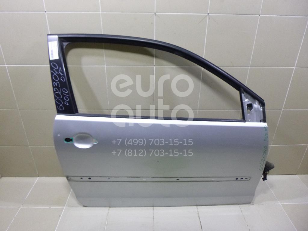 Дверь передняя правая для VW Polo 2001-2009 - Фото №1