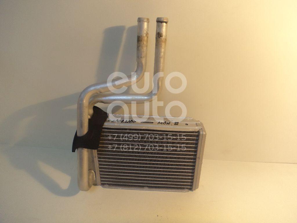 Радиатор отопителя для Ford Mondeo III 2000-2007;Mondeo I 1993-1996;Mondeo II 1996-2000;Cougar 1998-2001 - Фото №1