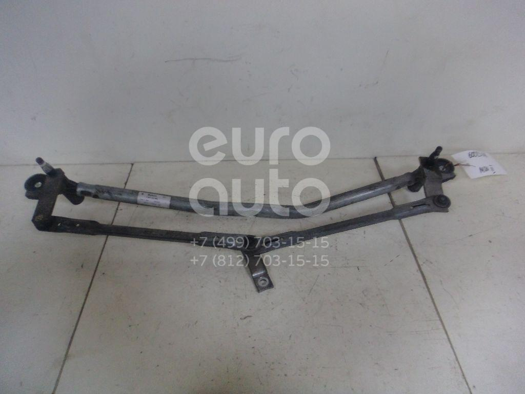 Трапеция стеклоочистителей для Ford Mondeo III 2000-2007 - Фото №1