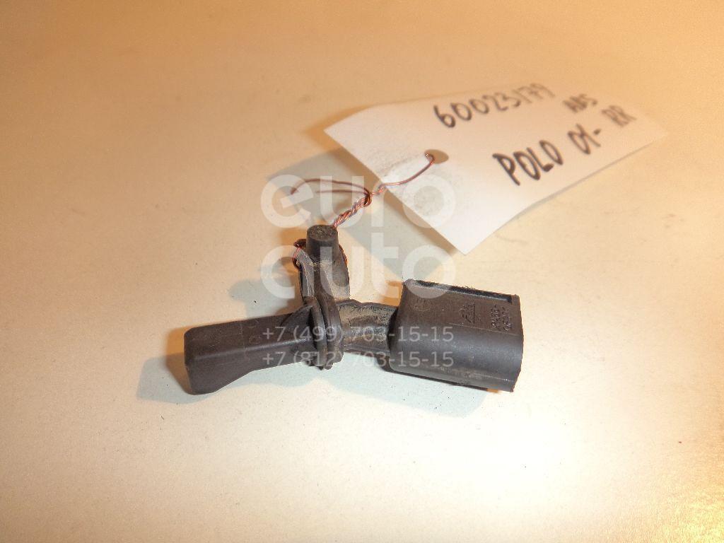 Датчик ABS задний правый для Seat Polo 2001-2009;A2 [8Z0] 2000-2005;Fabia 1999-2006;Ibiza V 2008>;Fabia 2007-2015;Cordoba 2003-2008;Ibiza IV 2002-2008 - Фото №1