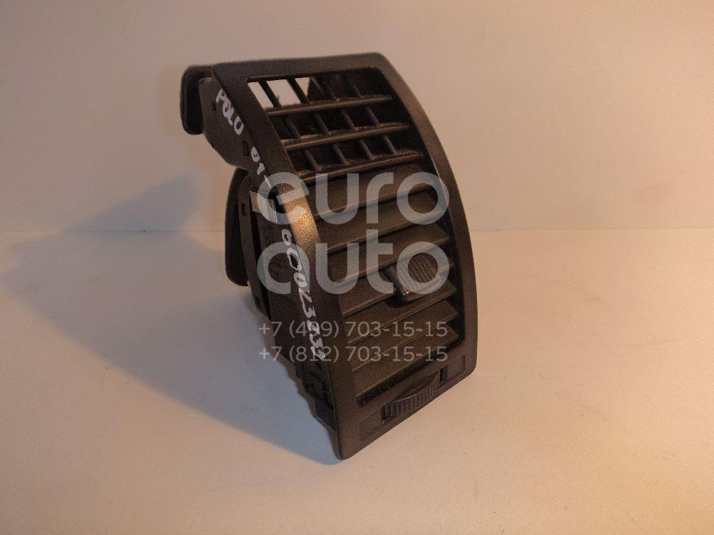 Дефлектор воздушный для VW Polo 2001-2009 - Фото №1