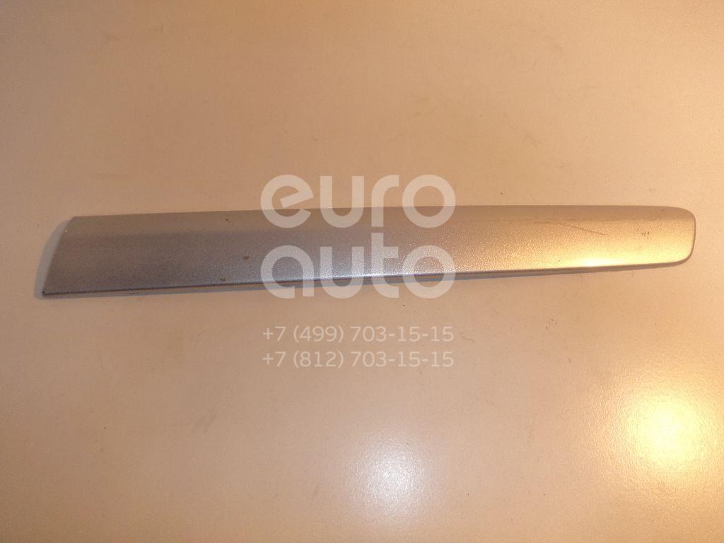 Молдинг заднего крыла левого для VW Polo 2001-2009 - Фото №1