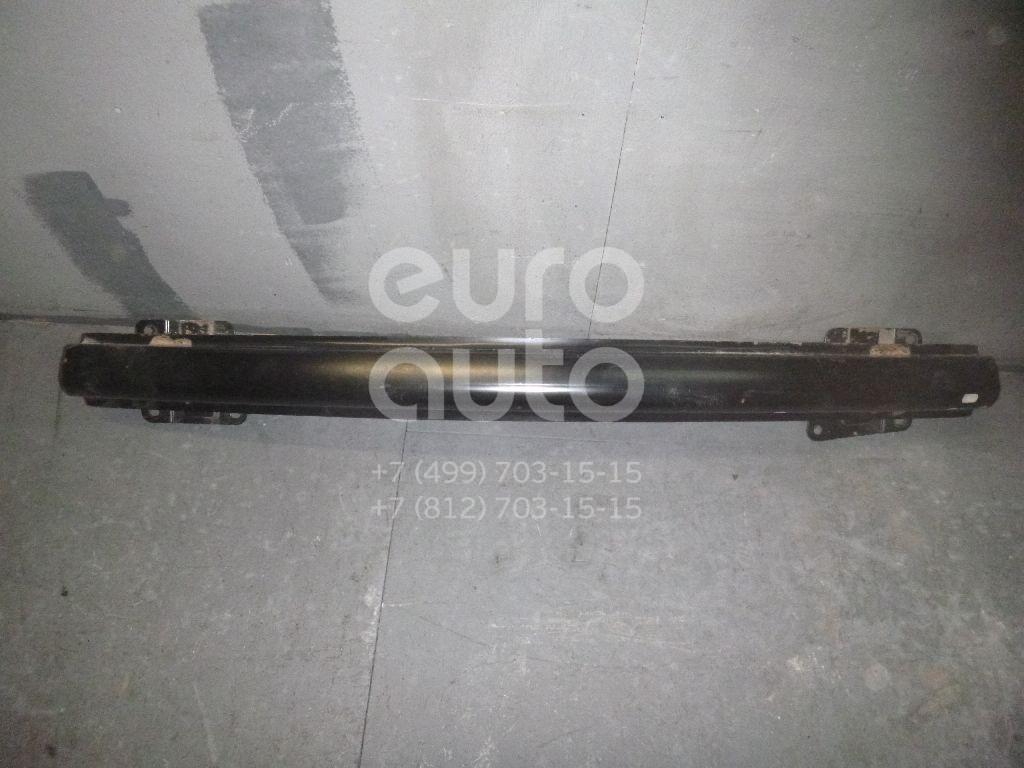 Усилитель заднего бампера для VW Polo 2001-2009 - Фото №1