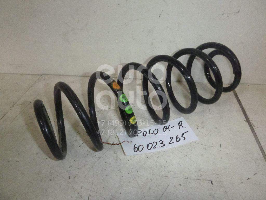 Пружина задняя для VW Polo 2001-2009;Polo (HB) 2009>;Polo (Sed RUS) 2011> - Фото №1