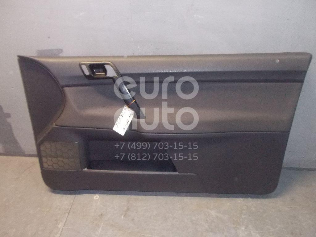 Обшивка двери передней правой для VW Polo 2001-2009 - Фото №1