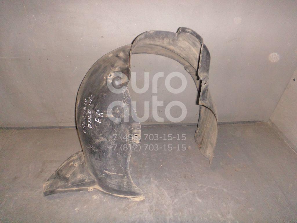 Локер передний правый для VW Polo 2001-2009 - Фото №1