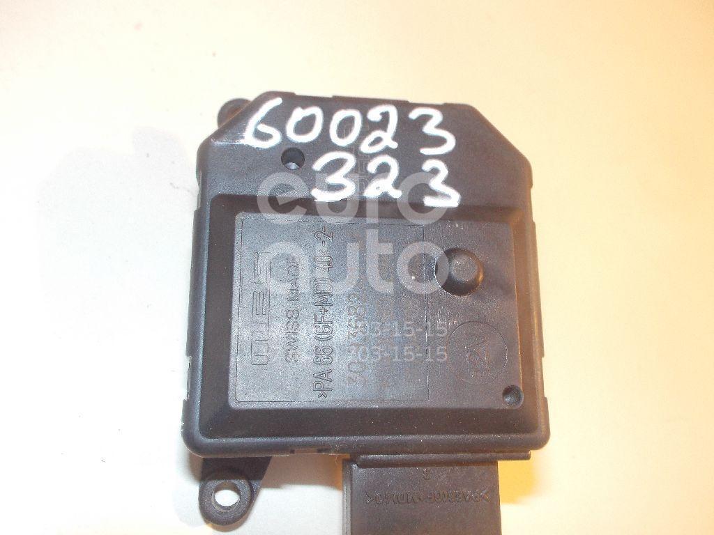 Моторчик заслонки отопителя для VW Polo 2001-2009 - Фото №1