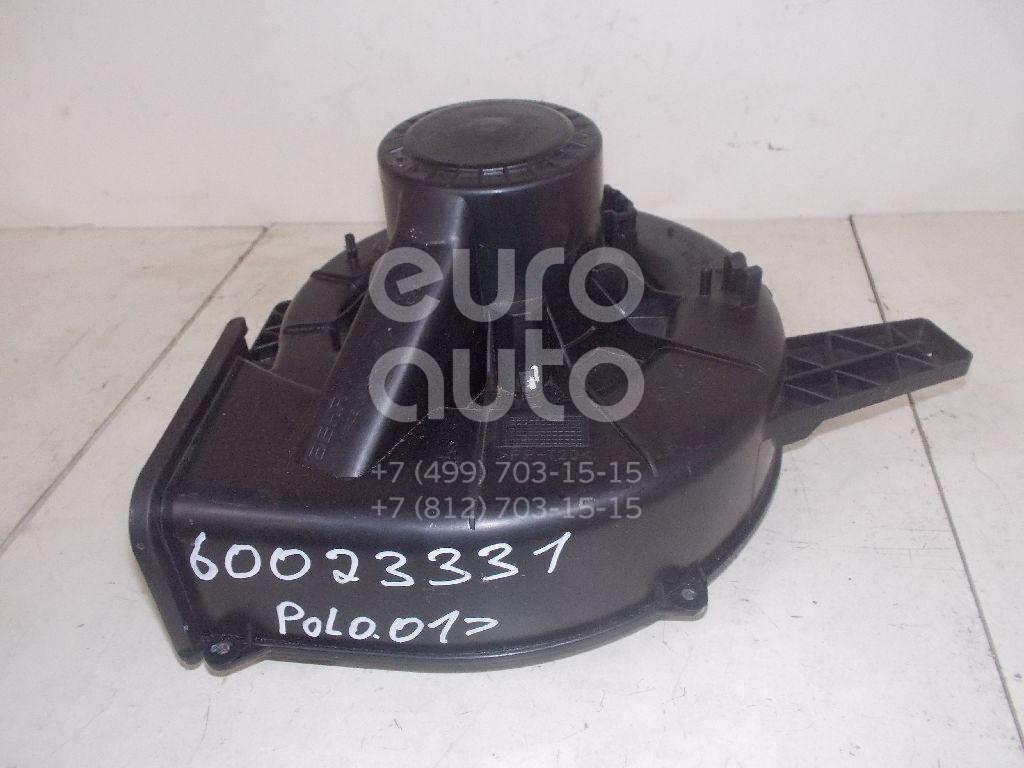 Моторчик отопителя для VW,Audi,Skoda,Seat Polo 2001-2009;A2 [8Z0] 2000-2005;Fabia 1999-2006;Ibiza V 2008>;Fabia 2007-2015;Roomster 2006-2015;Cordoba 2003-2008;Ibiza IV 2002-2008;Polo (HB) 2009>;A1 2010>;Polo (Sed RUS) 2011>;Rapid 2013> - Фото №1