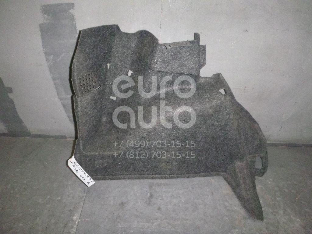Обшивка багажника для VW Polo 2001-2009 - Фото №1