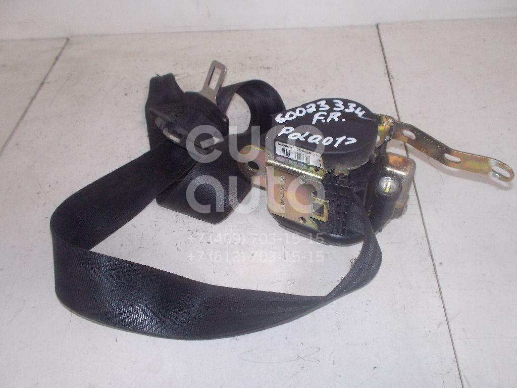 Ремень безопасности с пиропатроном для VW Polo 2001-2009 - Фото №1