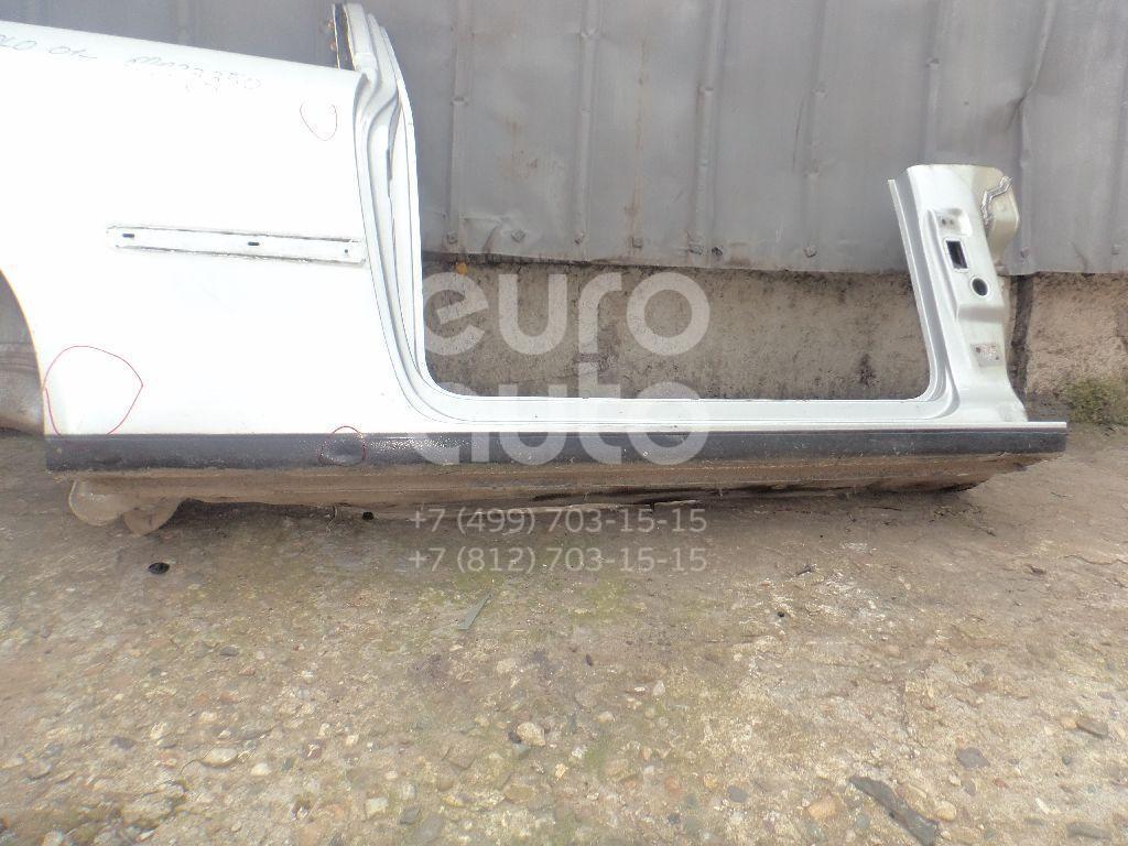 Кузовной элемент для VW Polo 2001-2009 - Фото №1