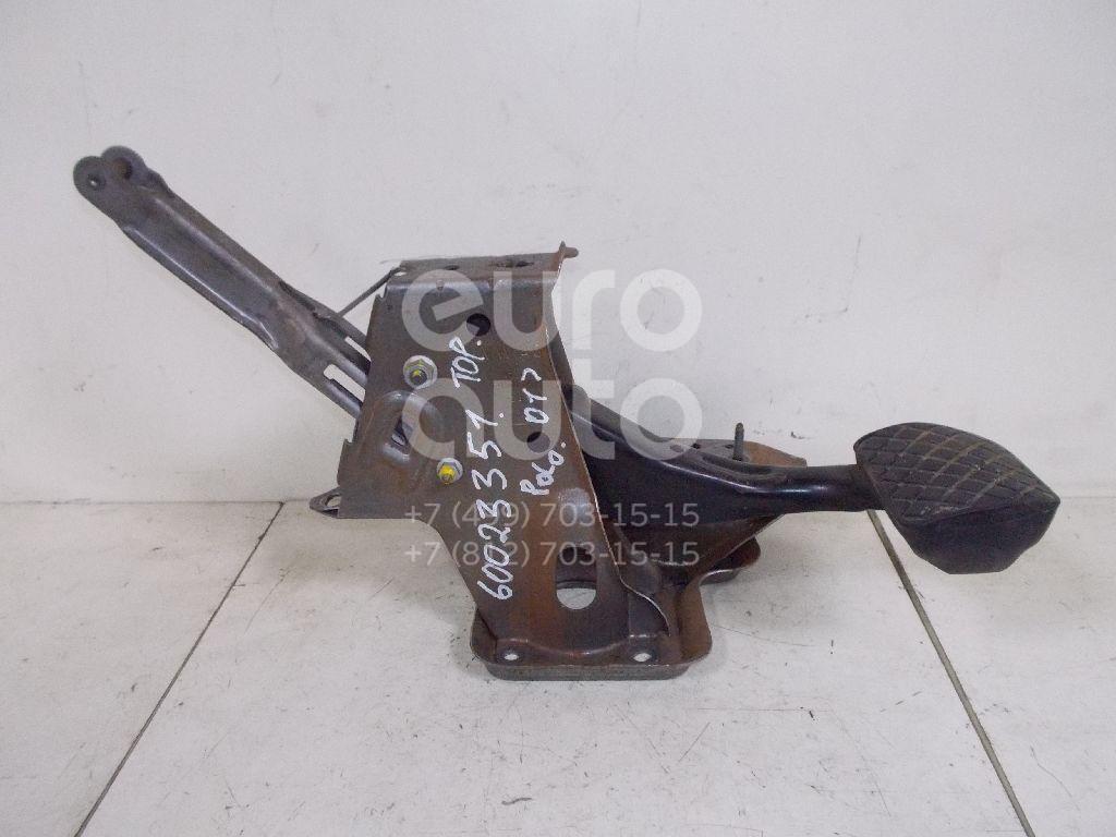 Педаль тормоза для VW,Skoda,Seat Polo 2001-2009;Fabia 2007-2015;Roomster 2006-2015;Ibiza IV 2002-2008 - Фото №1