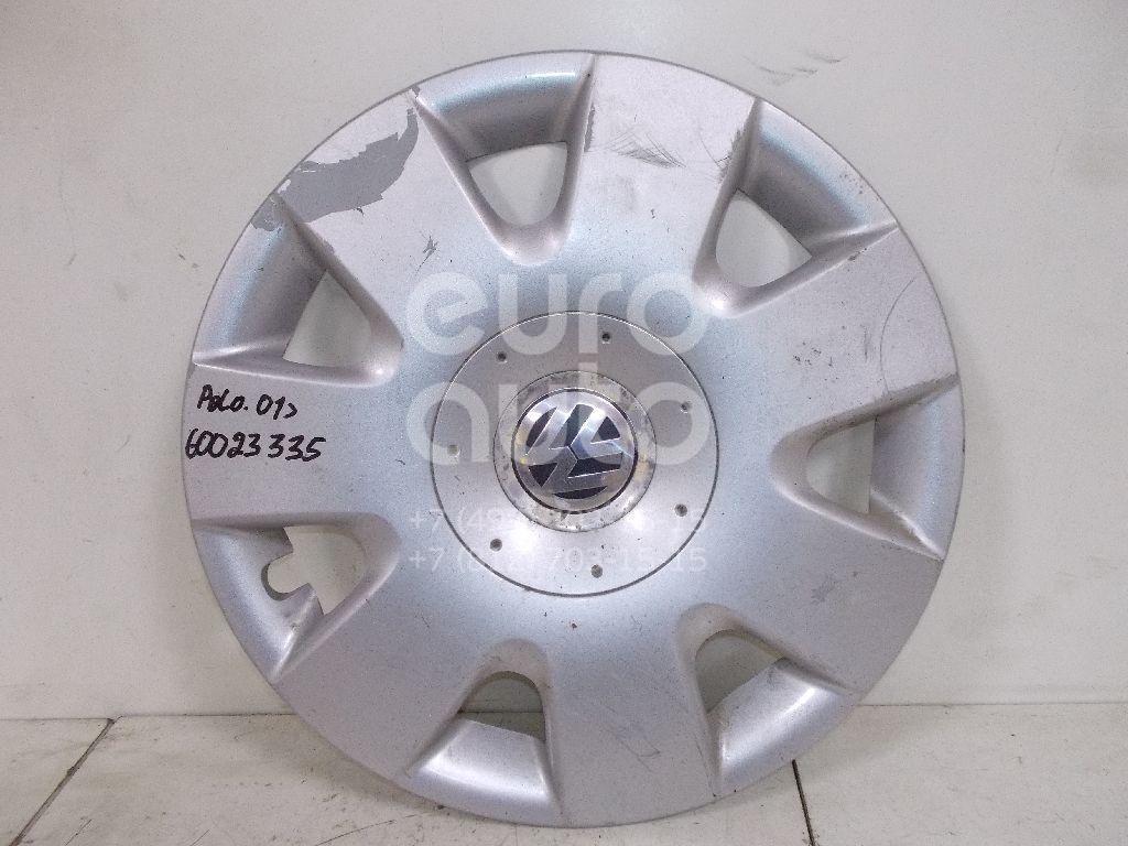 Колпак декоративный для VW Polo 2001-2009 - Фото №1