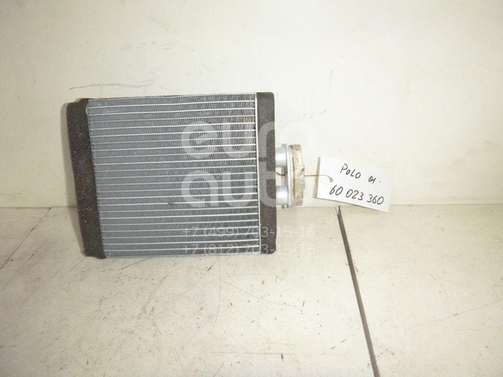 Радиатор отопителя для Audi Polo 2001-2009;Fabia 1999-2006;Ibiza V 2008>;Fabia 2007-2015;Roomster 2006>;Cordoba 2003-2008;Ibiza IV 2002-2008;Polo (HB) 2009>;A1 2010> - Фото №1
