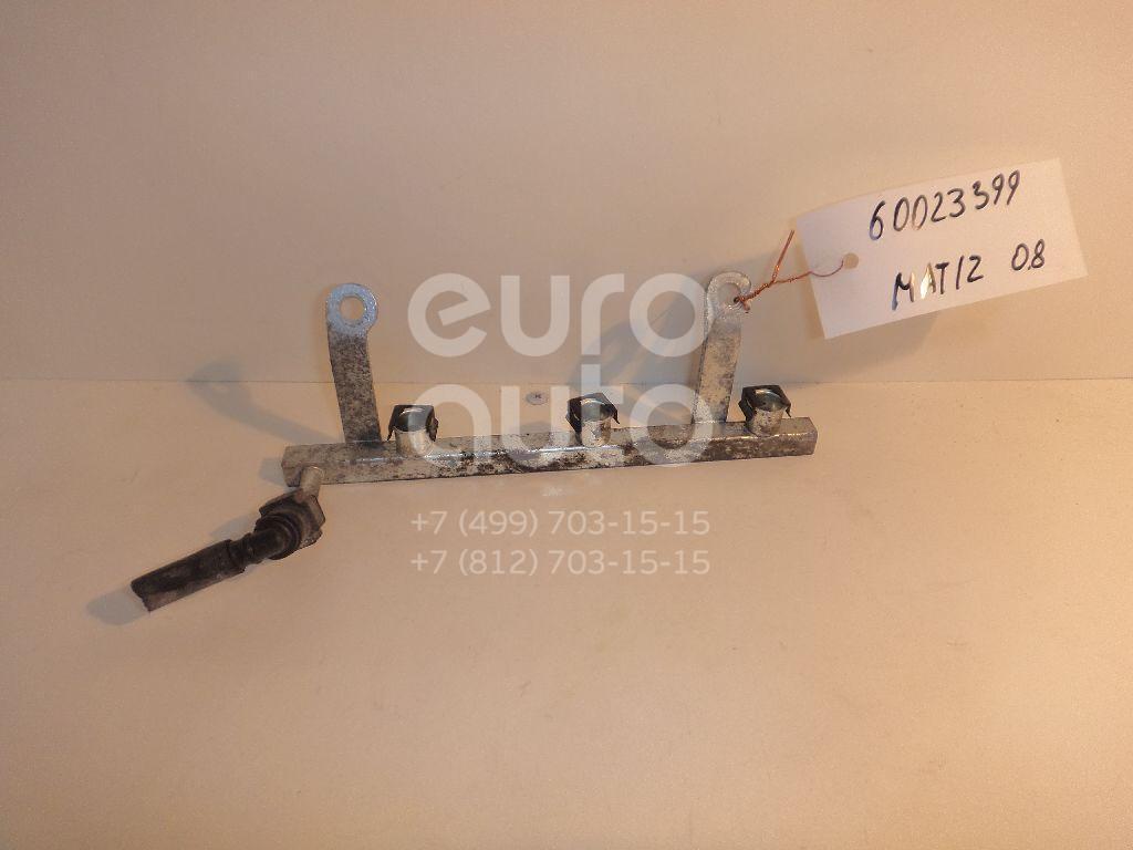 Рейка топливная (рампа) для Daewoo,Chevrolet Matiz 1998>;Aveo (T200) 2003-2008 - Фото №1