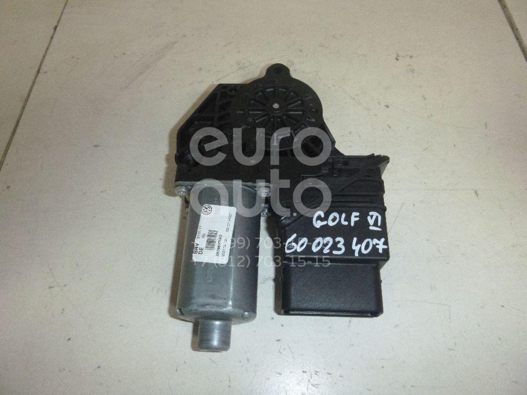 Моторчик стеклоподъемника для VW Golf VI 2009-2012;Golf VII 2012> - Фото №1