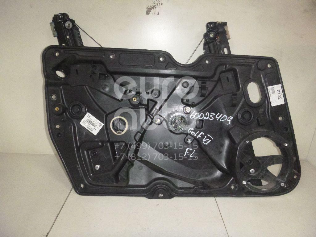 Стеклоподъемник электр. передний левый для VW Golf VI 2009-2012 - Фото №1