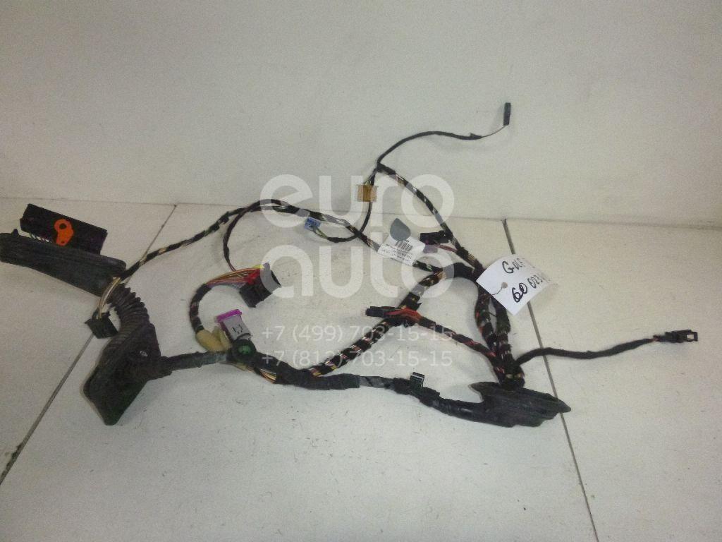 Проводка (коса) для VW Golf VI 2009-2013 - Фото №1