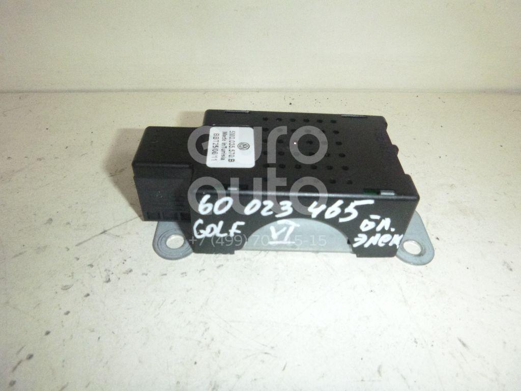 Блок электронный для VW Golf VI 2009-2012;Golf V Plus 2005-2014;Golf V 2003-2009 - Фото №1