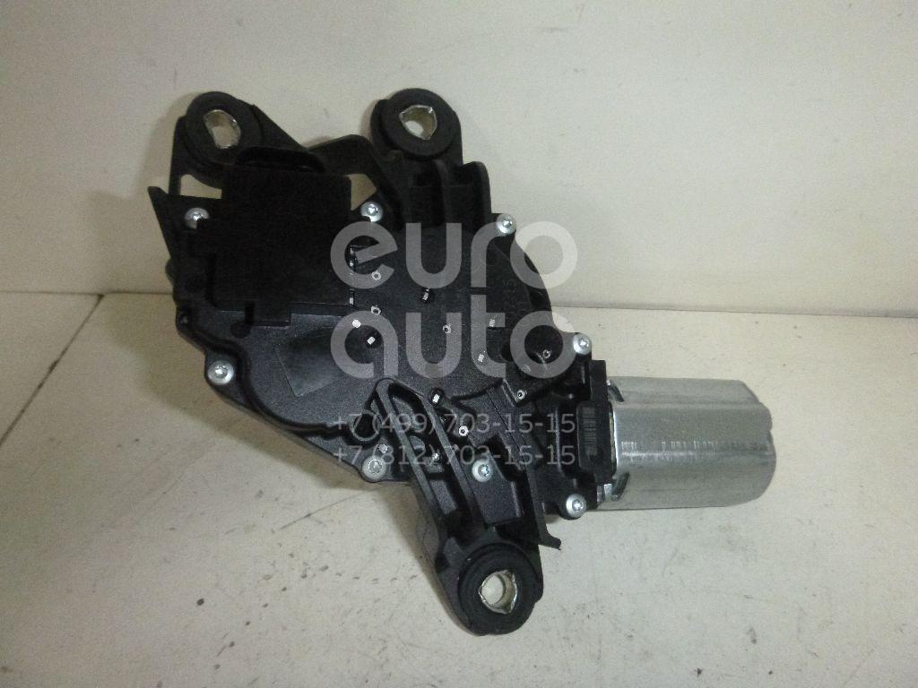Моторчик стеклоочистителя задний для VW,Seat Golf VI 2009-2013;Golf V Plus 2005-2014;Polo (HB) 2009>;Touran 2010-2016;Sharan 2010-2015;Alhambra 2010> - Фото №1