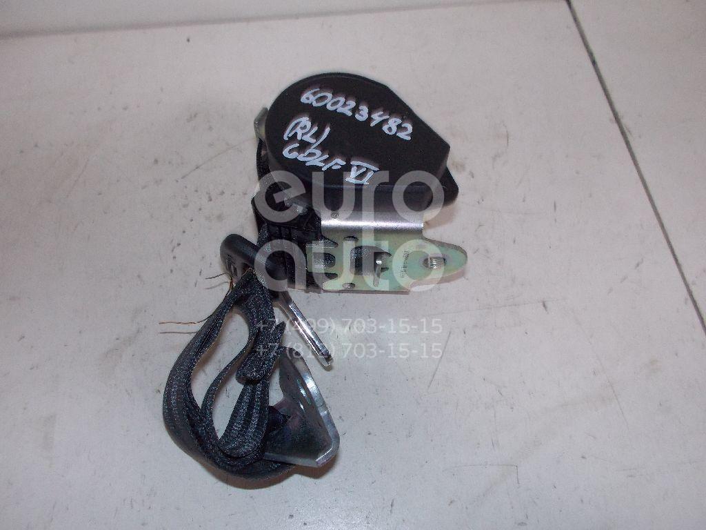 Ремень безопасности для VW Golf VI 2009-2012 - Фото №1