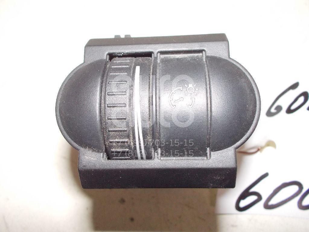 Кнопка освещения панели приборов для VW Golf VI 2009-2013;EOS 2006-2015;Scirocco 2008>;Jetta 2011>;Golf VII 2012> - Фото №1