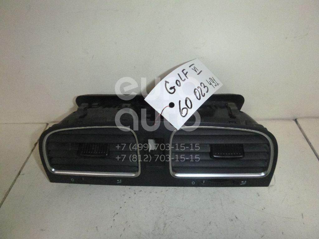 Дефлектор воздушный для VW Golf VI 2009-2013 - Фото №1