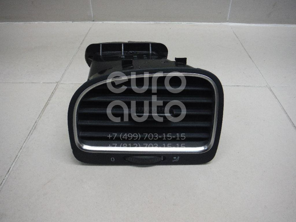 Дефлектор воздушный для VW Golf VI 2009-2012 - Фото №1