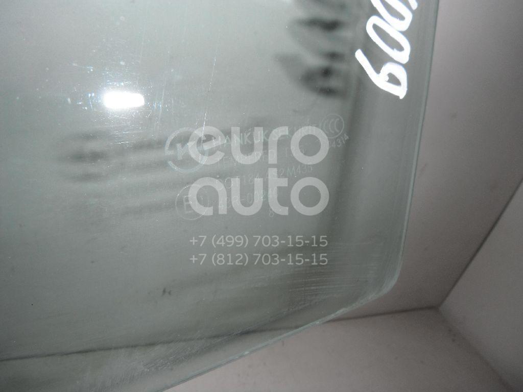 Стекло двери задней левой для Mazda Mazda 3 (BK) 2002-2009 - Фото №1