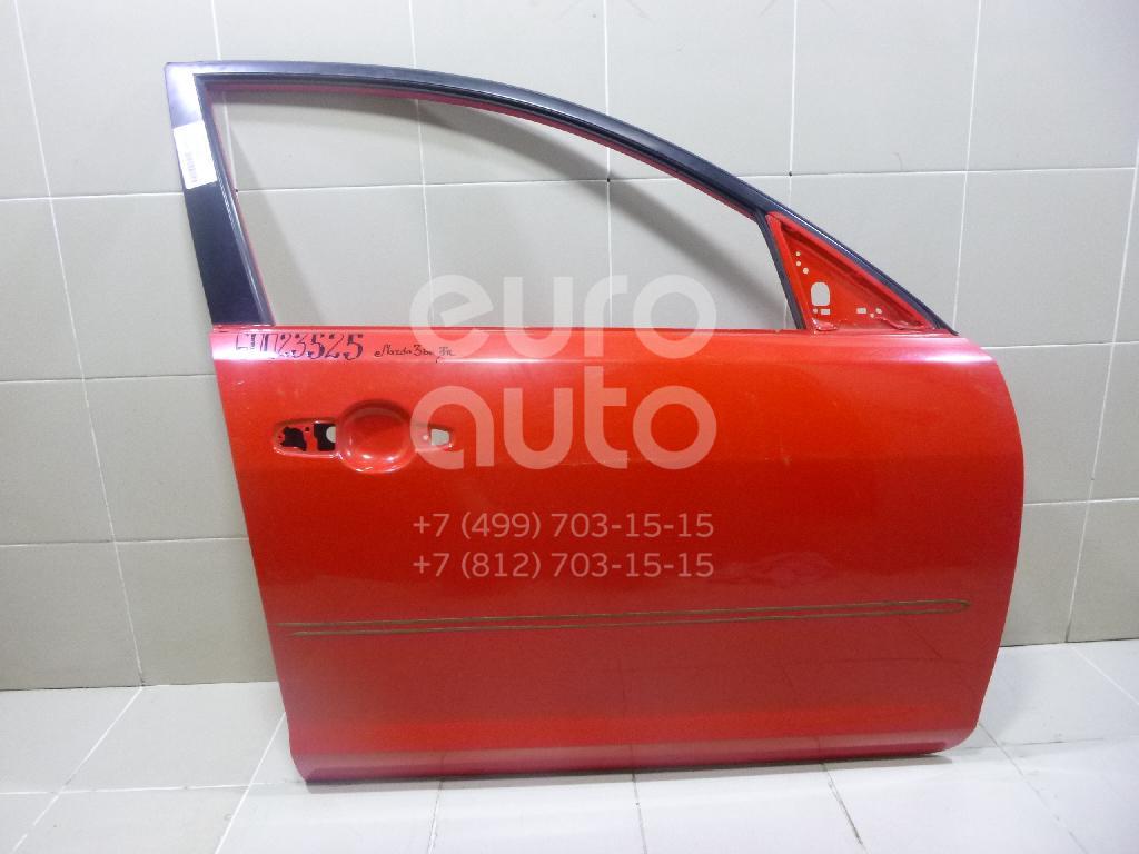 Дверь передняя правая для Mazda Mazda 3 (BK) 2002-2009 - Фото №1