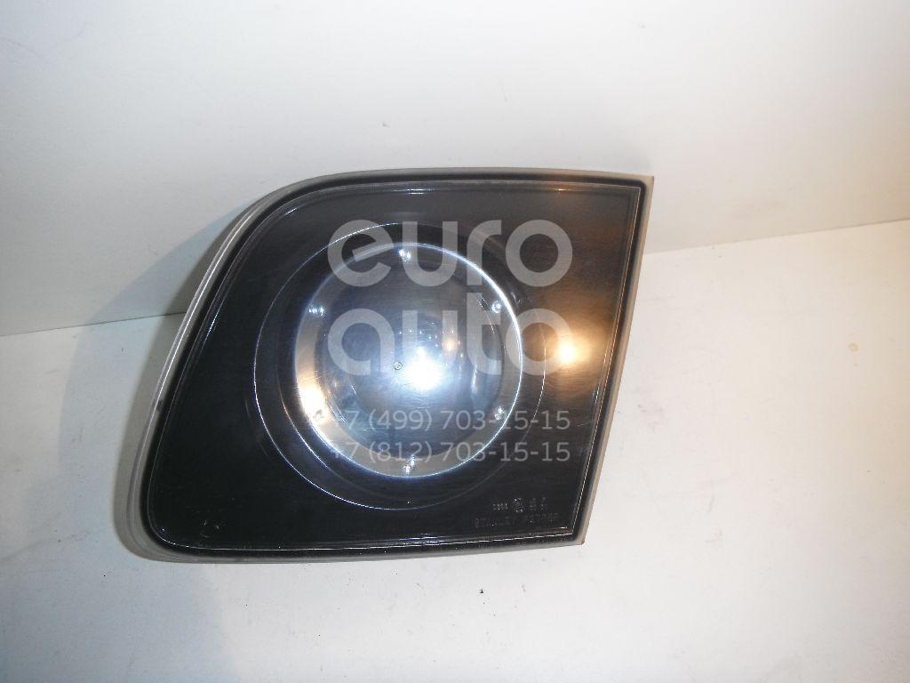 Фонарь задний внутренний правый для Mazda Mazda 3 (BK) 2002-2009 - Фото №1
