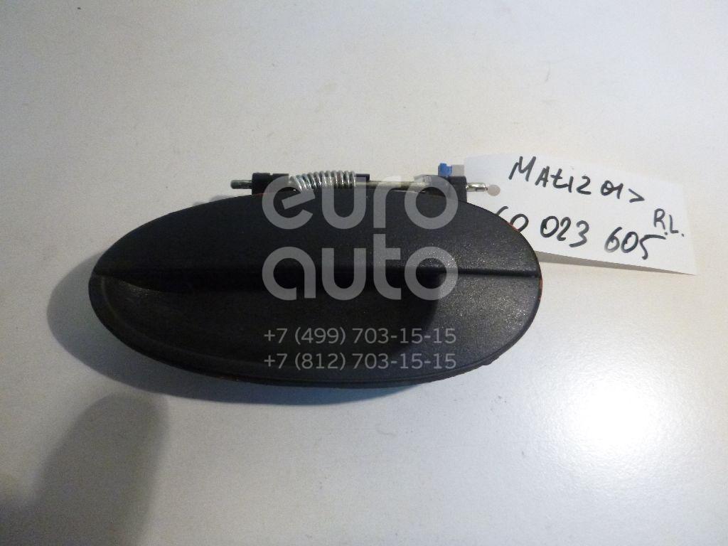 Ручка двери задней наружная левая для Daewoo Matiz 2001>;Matiz (KLYA) 1998> - Фото №1