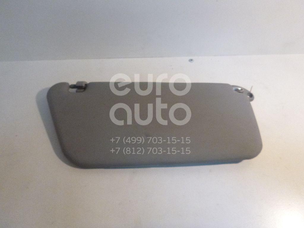 Козырек солнцезащитный (внутри) для Daewoo Matiz 2001>;Matiz (KLYA) 1998> - Фото №1